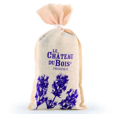 Le Chateau Du Bois LAVENDER COTTON BAG