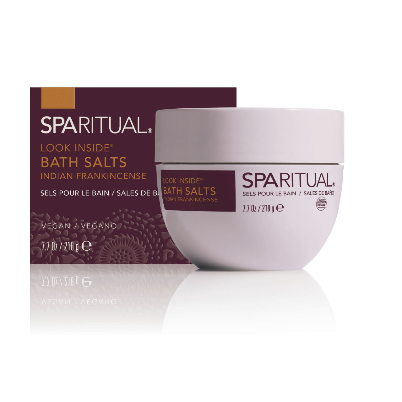 SPARITUAL Look Inside® Bath Salts