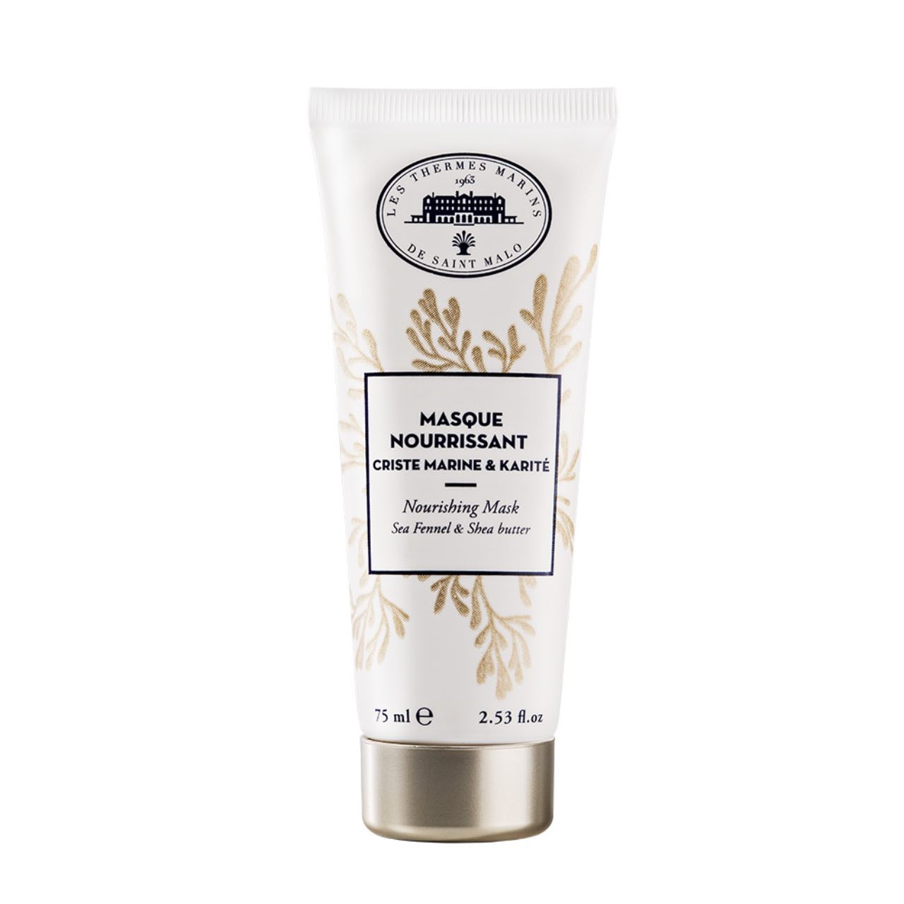 THERMES MARINS Nourishing Mask – Sea Fennel & Shea Butter
