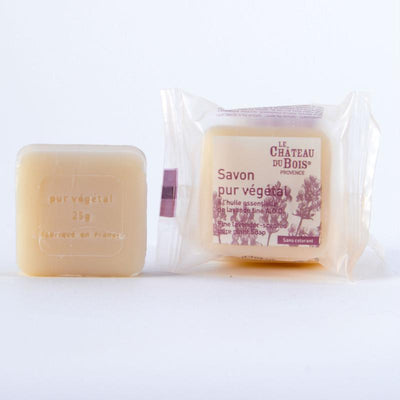 Le Chateau Du Bois PURE PLANT TRADITION SOAP (WITHOUT COLOURING AGENT)