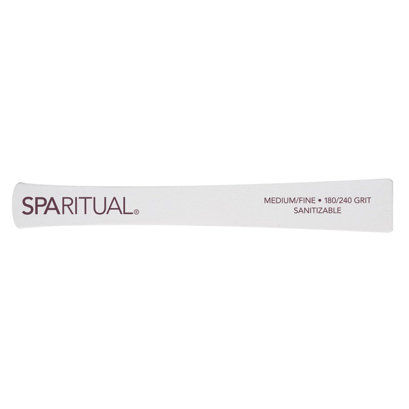 SPARITUAL Sanitizable Eco-Nail File 180/240 Grit