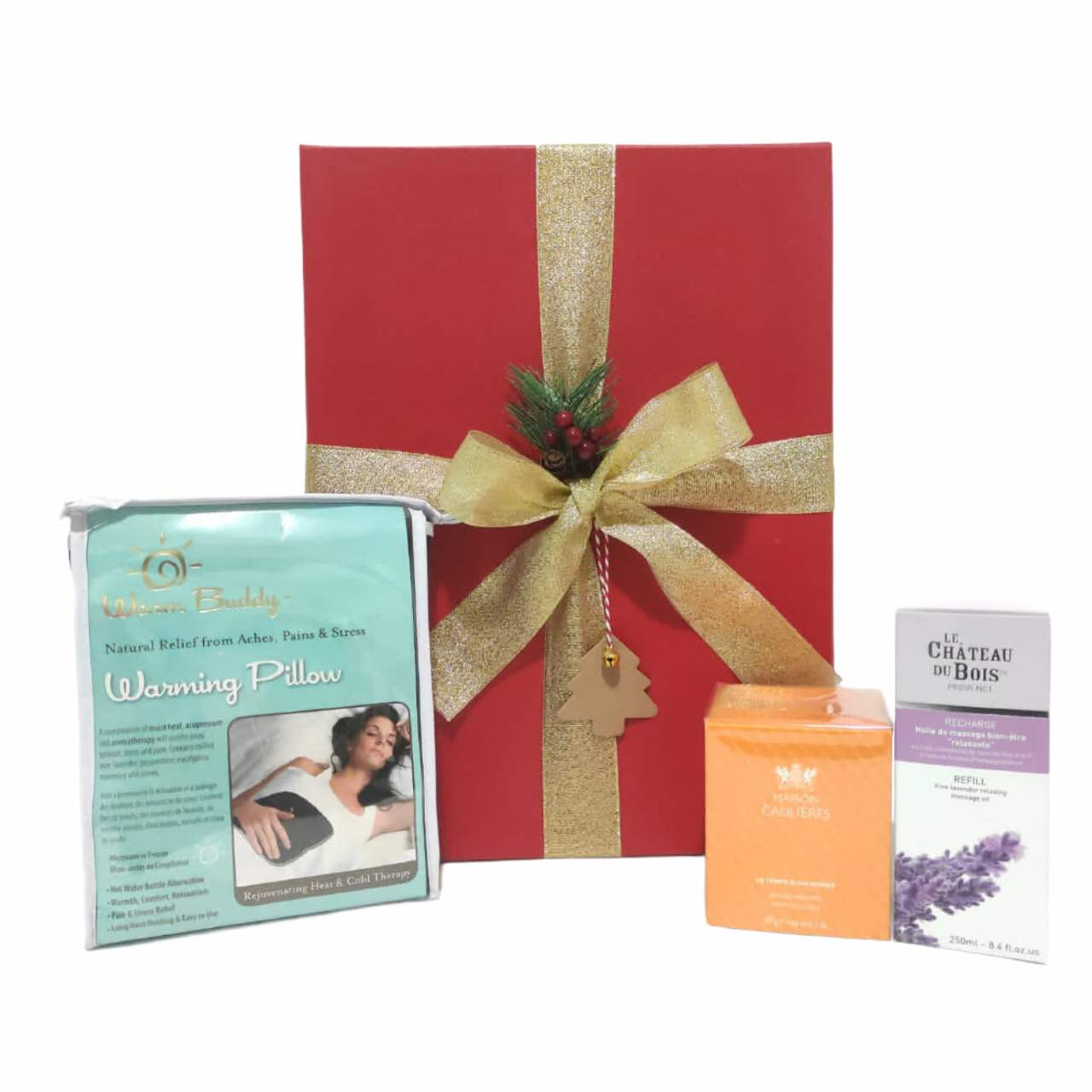 Silent Night Christmas Gift Set