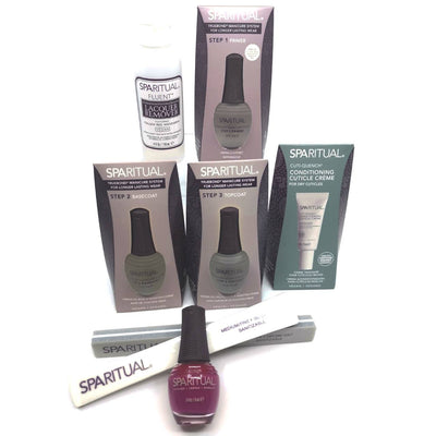 SPARITUAL At Home Luxury Manicure Set