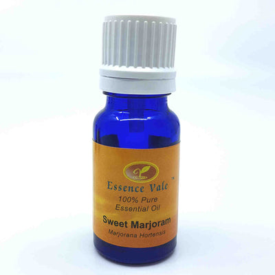 ESSENCE VALE 100% Pure Sweet Marjoram Essential Oil