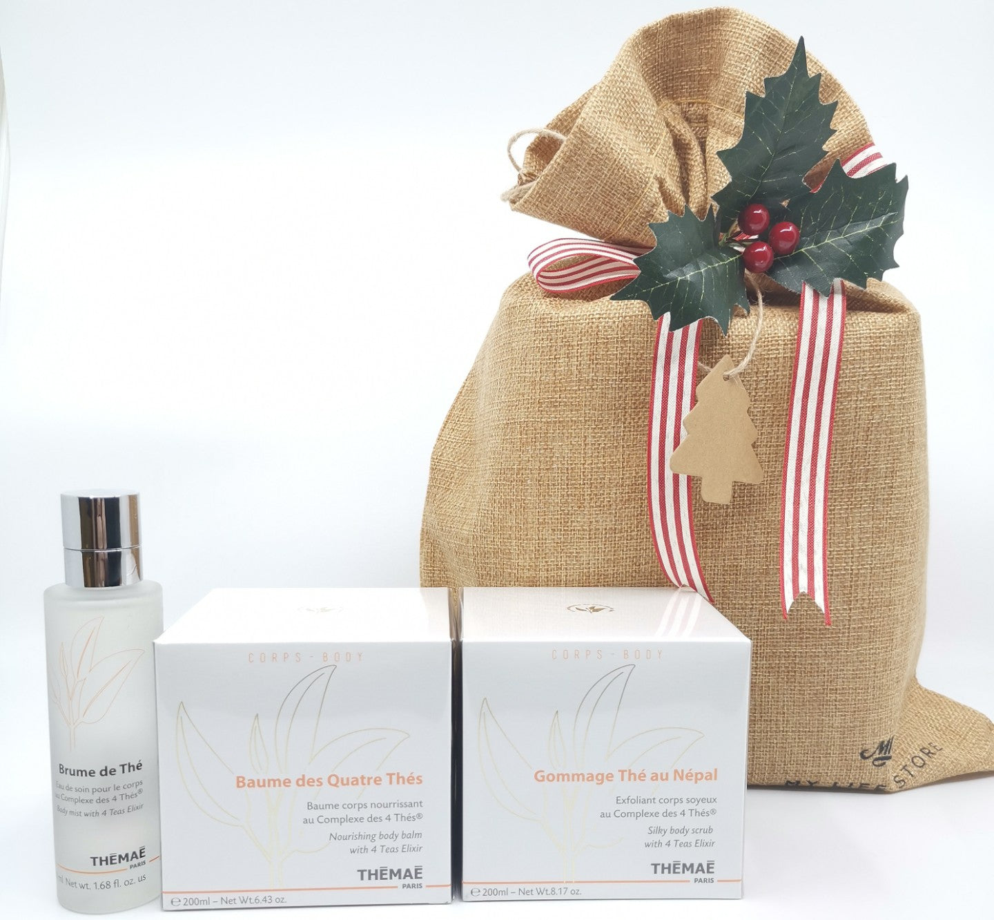 Themae Body Xmas Gift Set