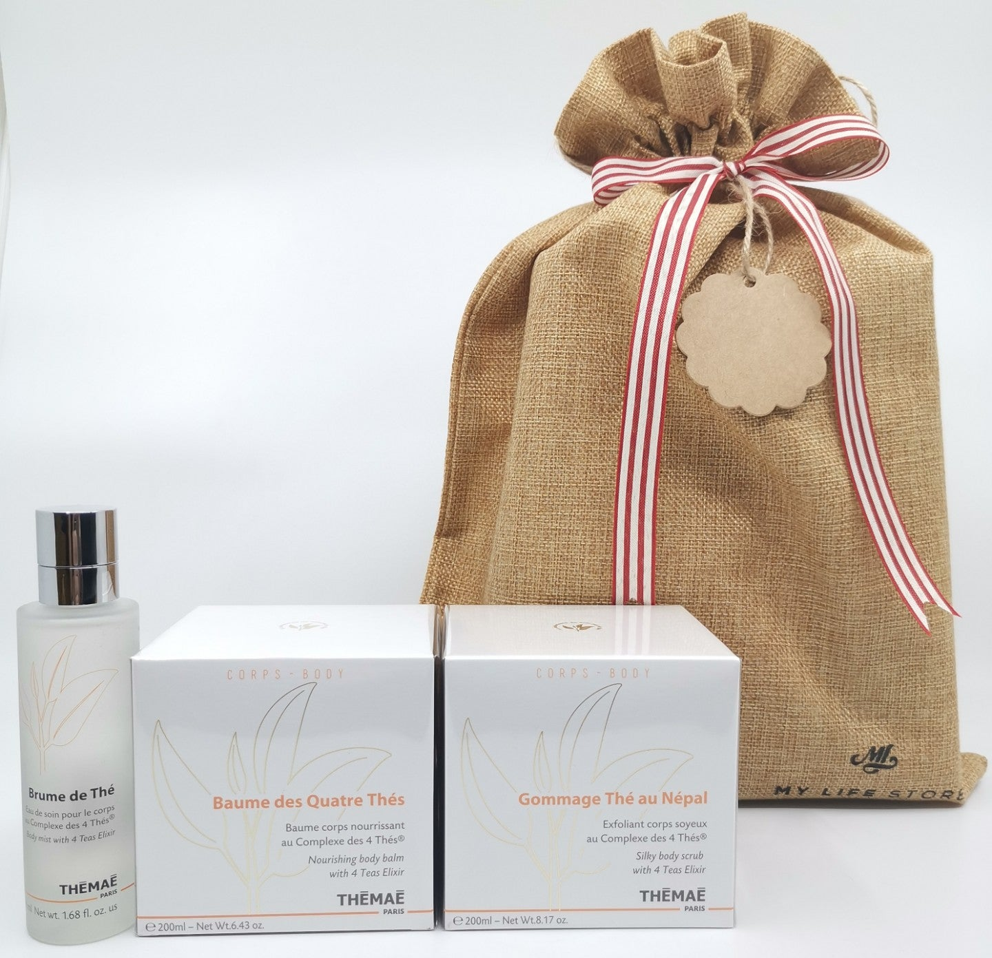 Themae Body Gift Set