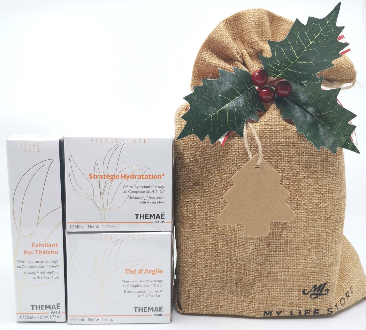 Themae Face Xmas Gift Set