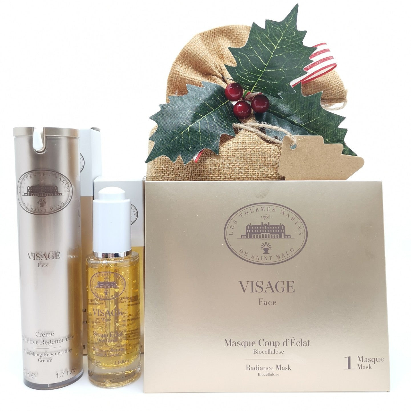Thermes Marins Face Xmas Gift Set