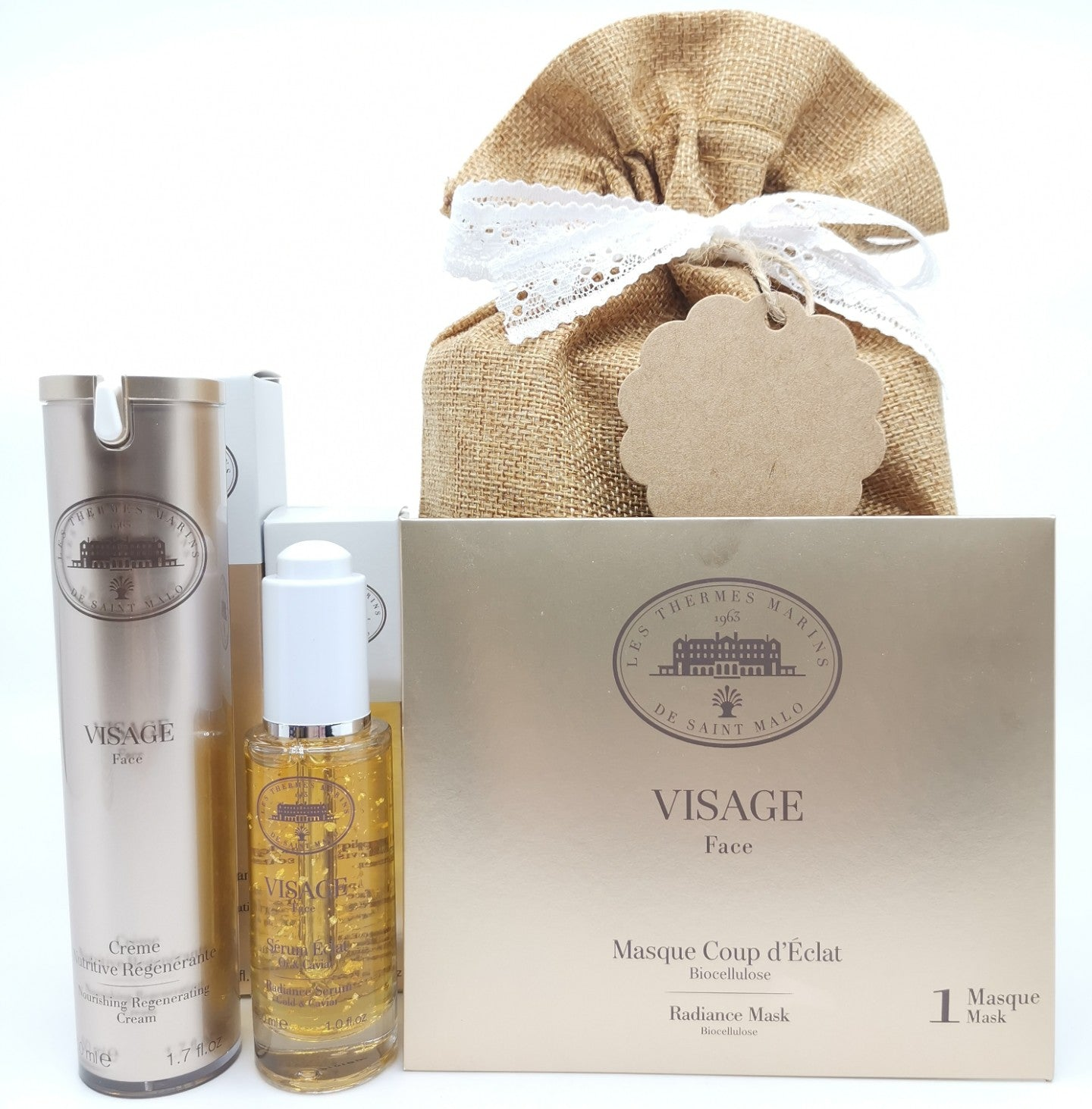 Thermes Marins Face Gift Set