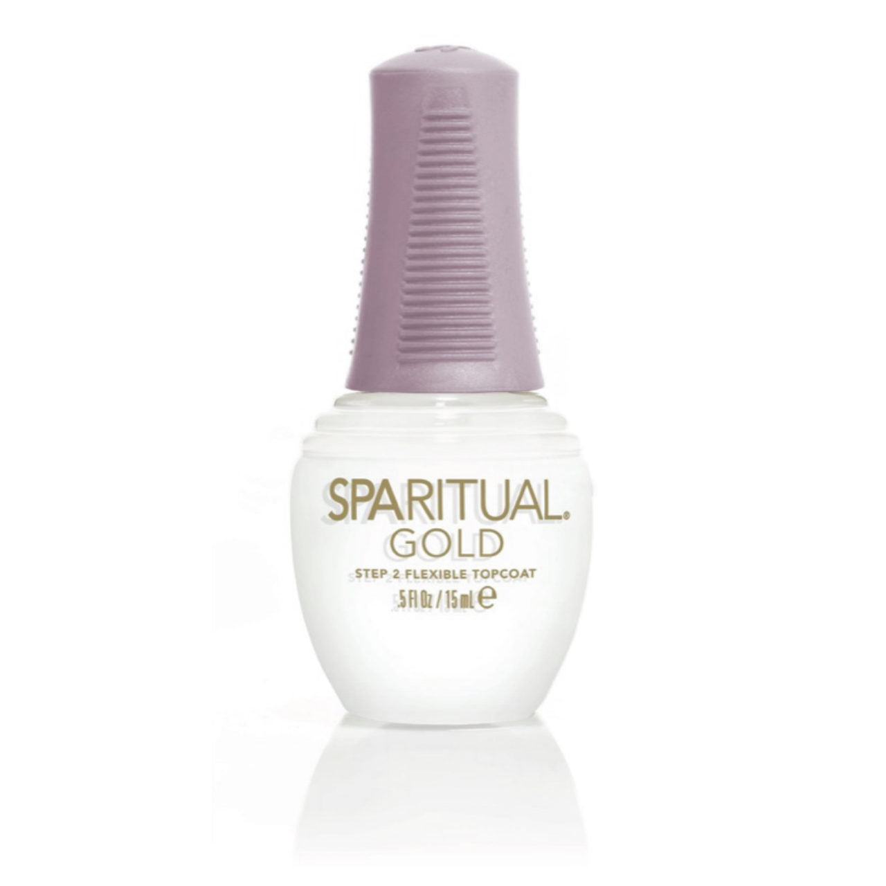 SPARITUAL GOLD Flexible Topcoat