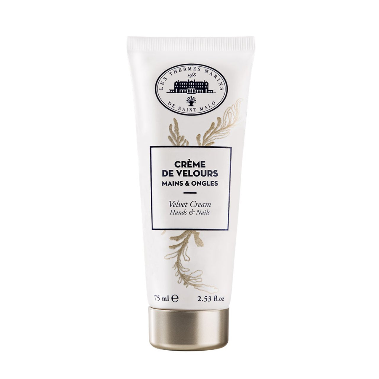 THERMES MARINS Velvet Cream for Hands and Nails