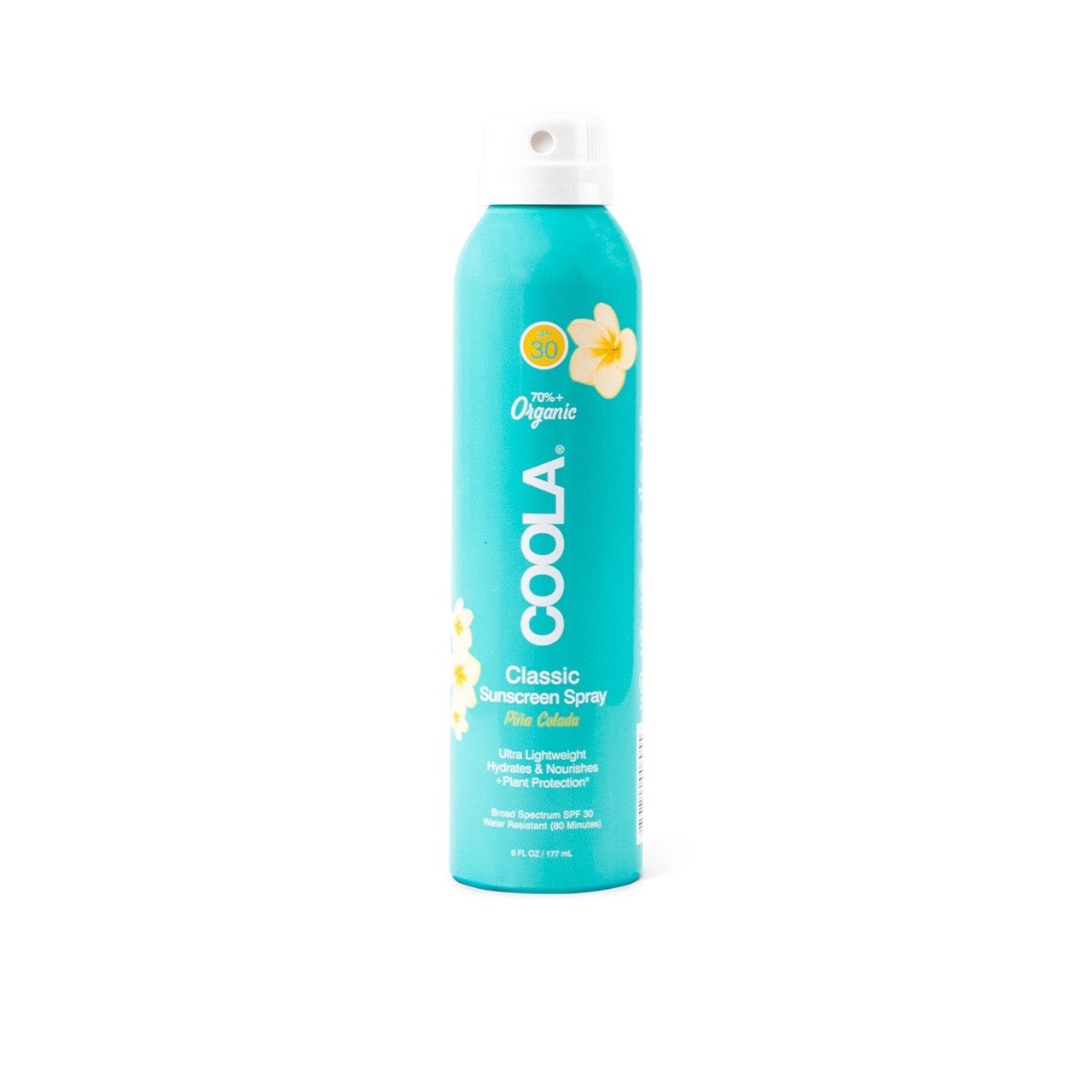 COOLA Classic Body SPF30 Pina Colada Sunscreen Spray