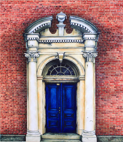The Blue Door - Meeta Dani
