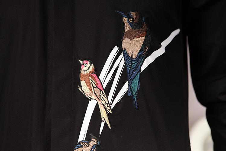 Artistic Bird Shirt