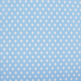 Beautiful Sky Polka Dot Pocket Square