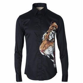 Black Tiger Shirt