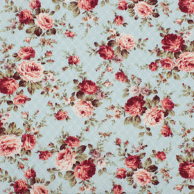 Charming Arctic Floral Hanky