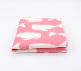Delicate Pattern Pocket Square