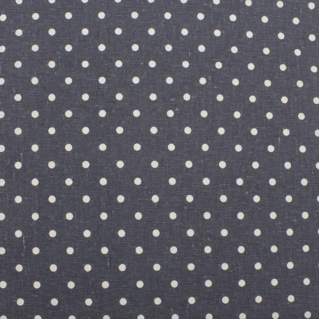 Dull Blue Polka Dot Pocket Square