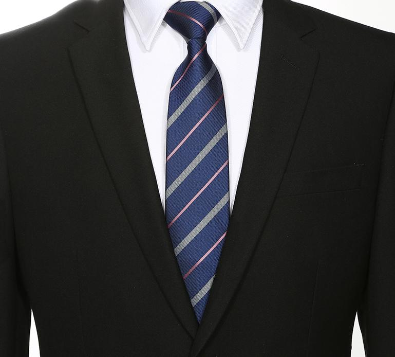 Earth Striped Tie