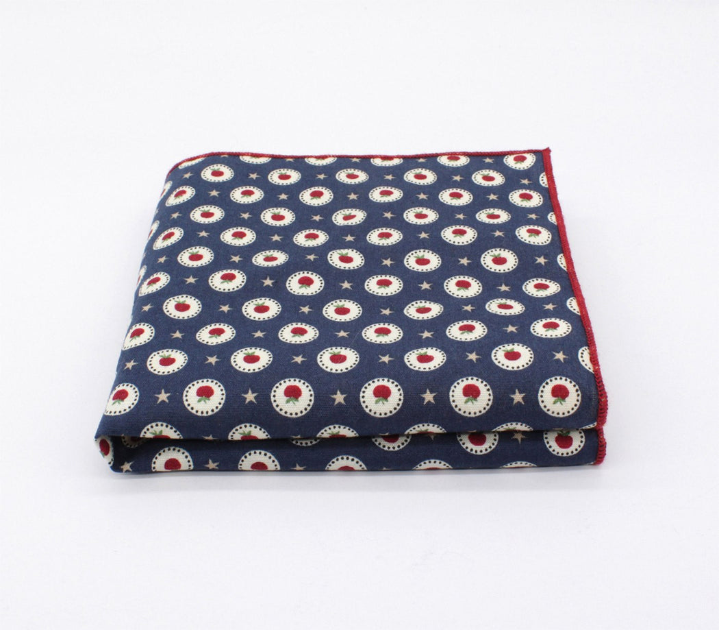 Executive Pattern Pocket Square
