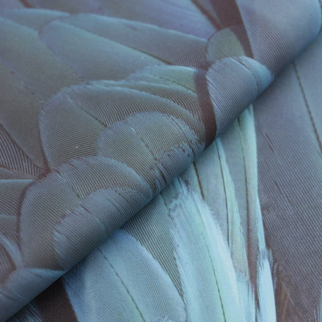 Feathery Pattern Pocket Square