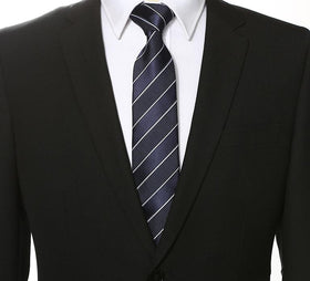 Gentleman Striped Tie