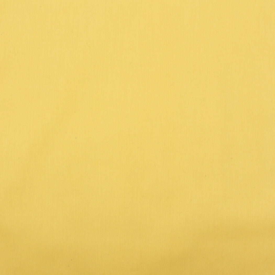 Glowing Yellow Solid Color Pocket Square