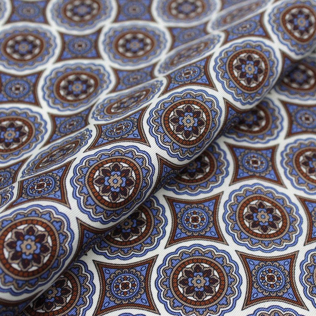 Gorgeous Grey Silk Pocket Square