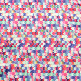 Haze Pattern Pocket Square