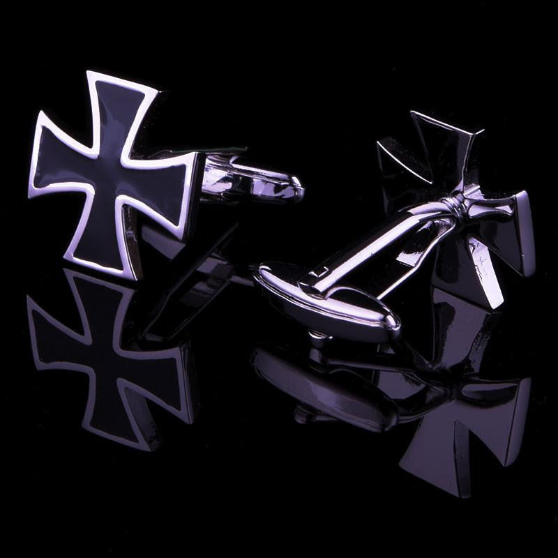 Iron Cross Cufflink