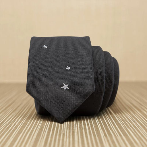 Night Sky Skinny Tie