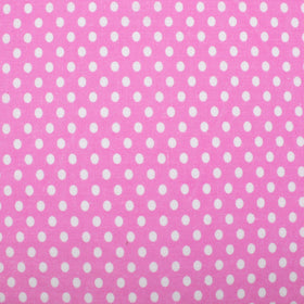 Pink Supremacy Polka Dot Pocket Square