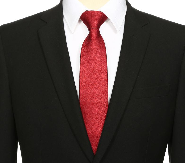 Red Dots Tie