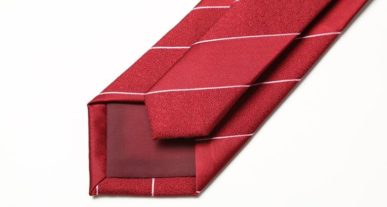 Redster Striped Tie