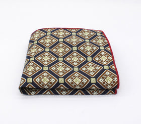 Sophisticated Pattern Pocket Square