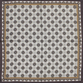 The Gentlemen's Choice Silk Pocket Square