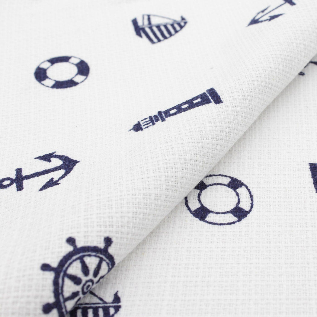 The Voyager Pattern Pocket Square