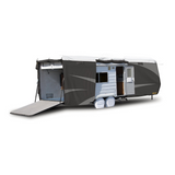 Toy Hauler Designer Series Tyvek® Plus Wind RV Covers