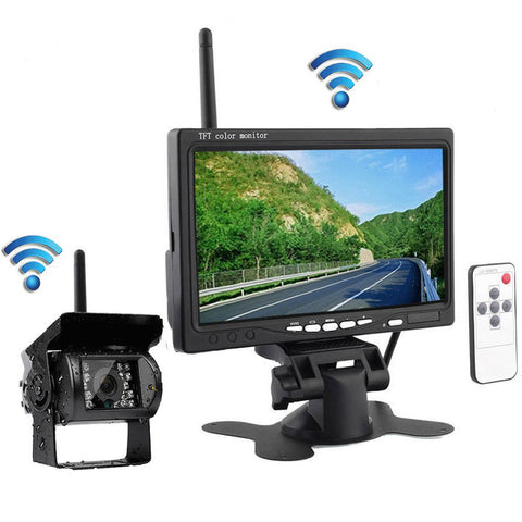 Premium Wireless RV Backup Camera System