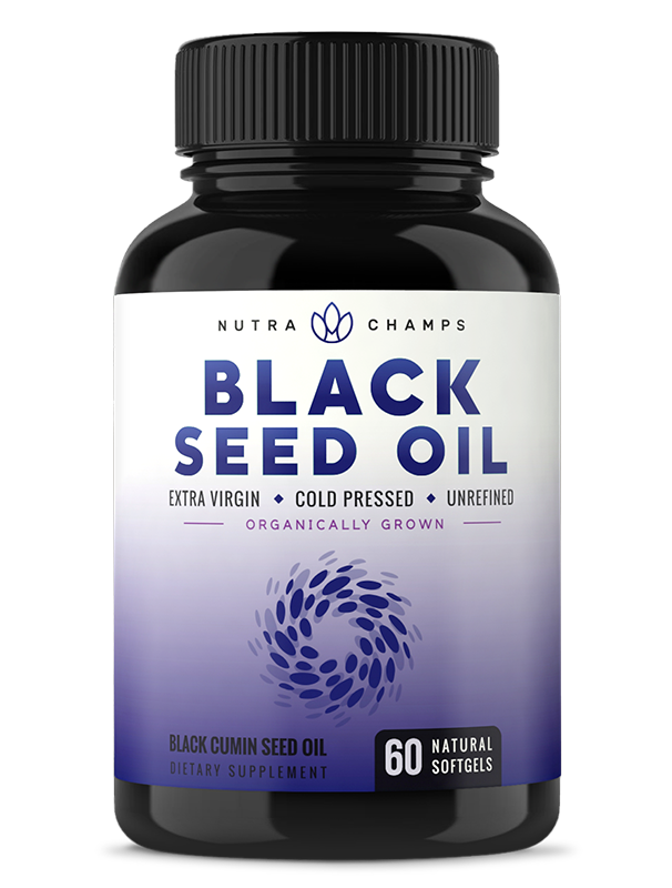 Turbo - Black Seed Oil Softgels