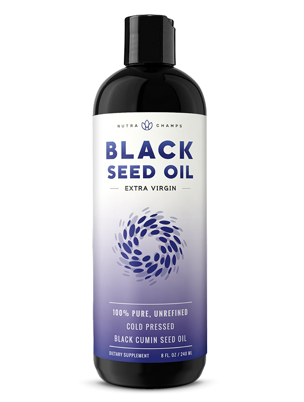 Black Seed Oil - NutraChamps