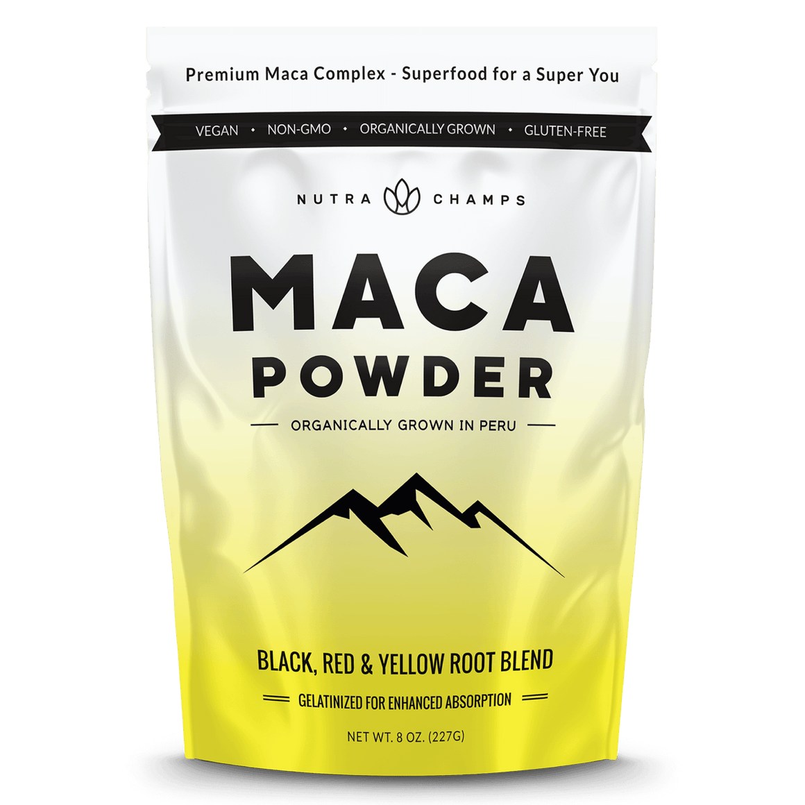Turbo - Maca Root Powder