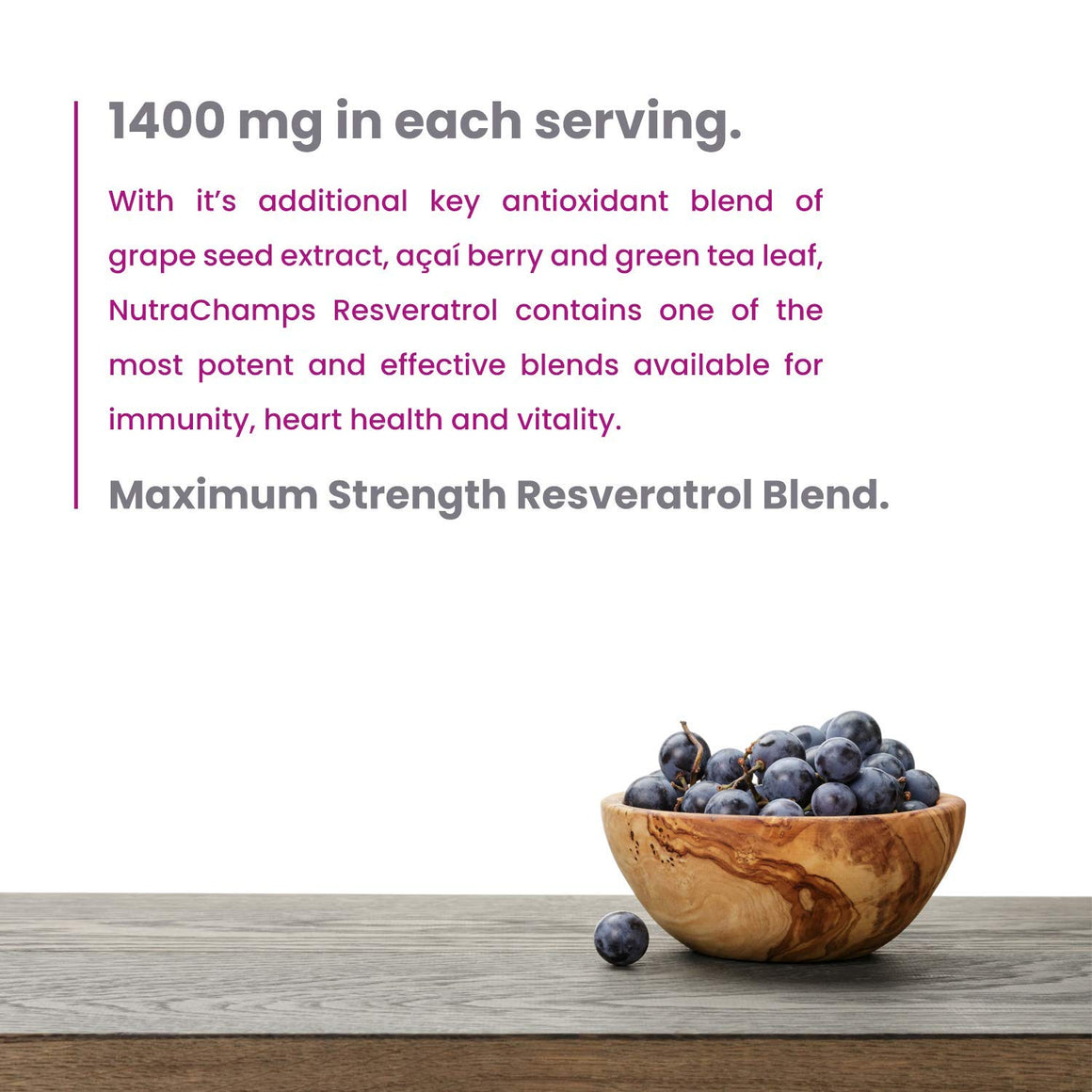 Turbo - Resveratrol