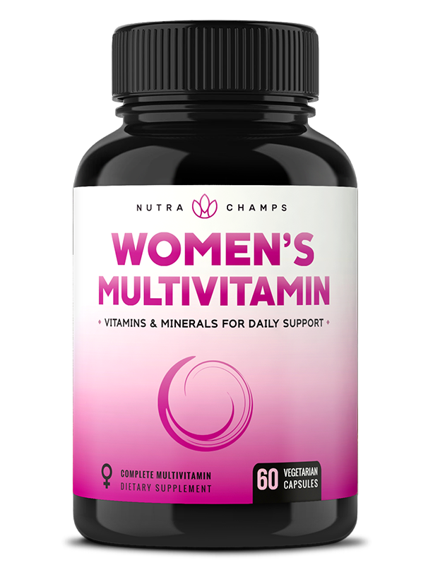 Turbo - Women's Multivitamin