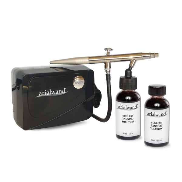 Arialwand Sunless Tanning Solution System