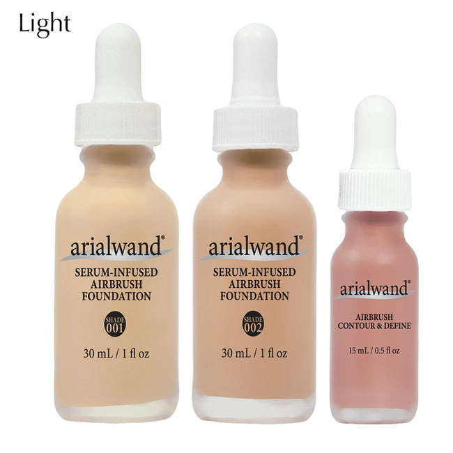 Arialwand Airbrush Beauty Makeup Kit - Airbrush Kit Plus