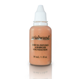 Arialwand Airbrush Foundation Makeup with Hyaluronic Acid and Peptides - True Beige 1 fl. oz.
