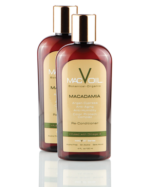 MACVOIL™ Macadamia Re-Conditioner (2-Pack)