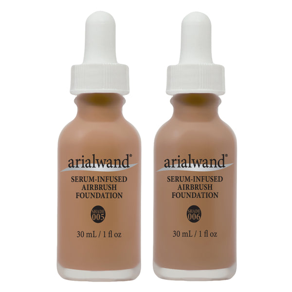 Arialwand Airbrush Foundation DUO - Tan